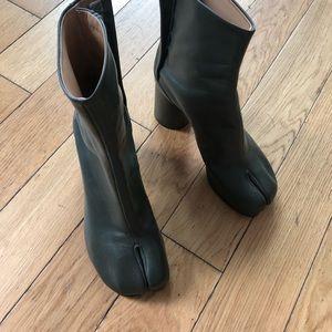maison margiela boots NEW